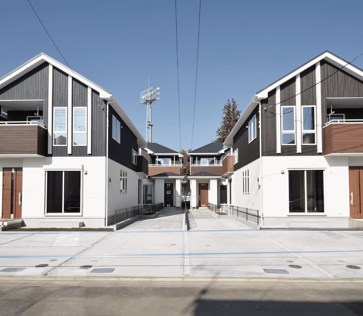 分譲住宅事業CONCEPT HOUSE