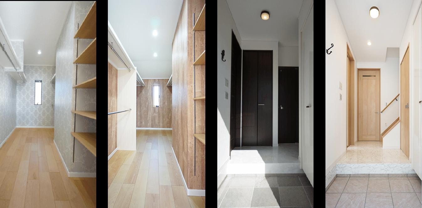 建具・床材・内装・標準設備INTERIOR